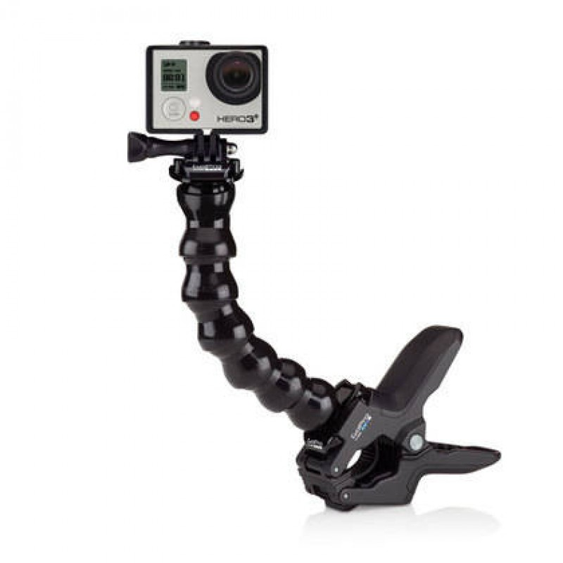 GOPRO JAWS FLEX CLAMP MOUNT - MORSA CON BRACCIO