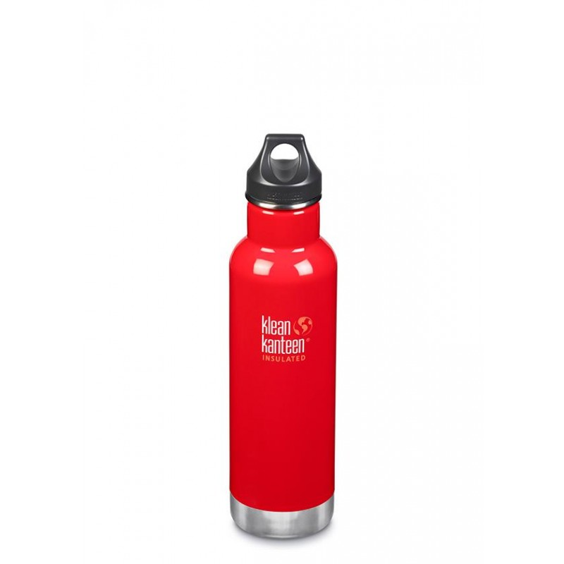 592ML CLASSIC VACUUM INS. LOOP CAP MIN.RED 1003294
