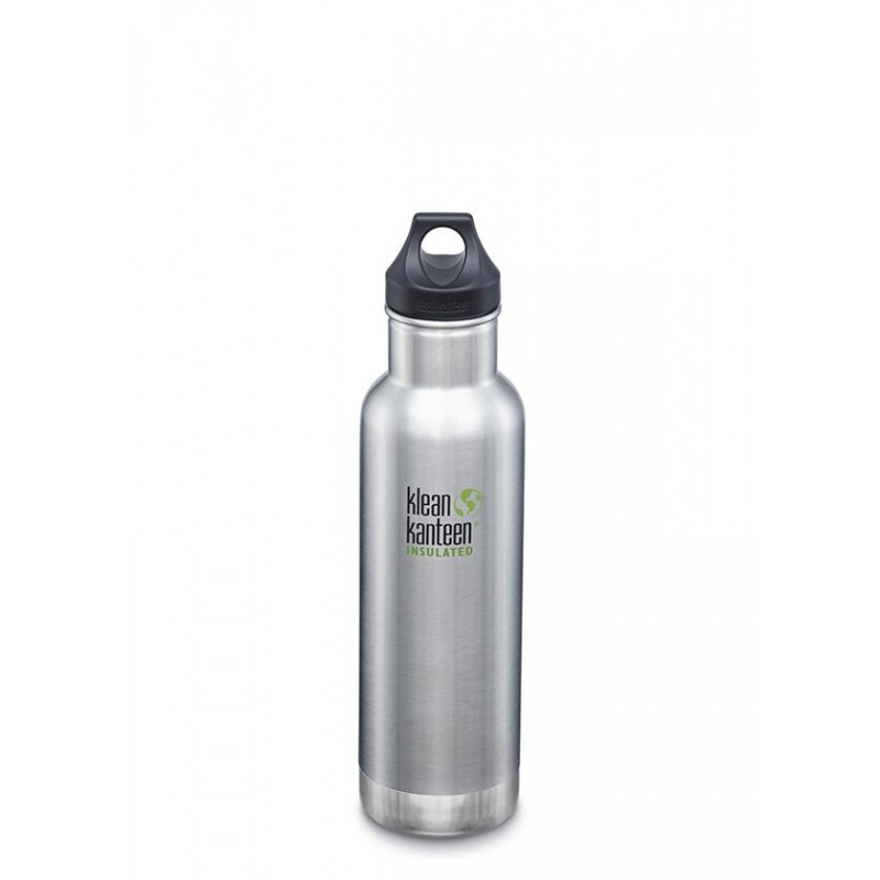 800ML CLASSIC  LOOP CAP BRUSHED STAINLESS  1000682