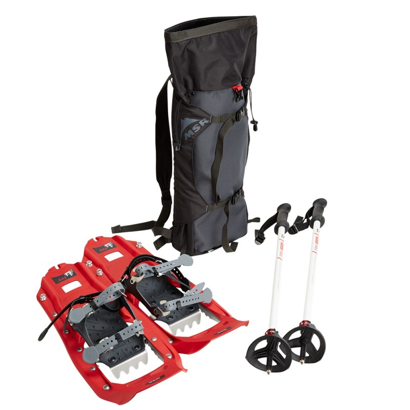 SNOWSHOE AND POLES KIT  10720