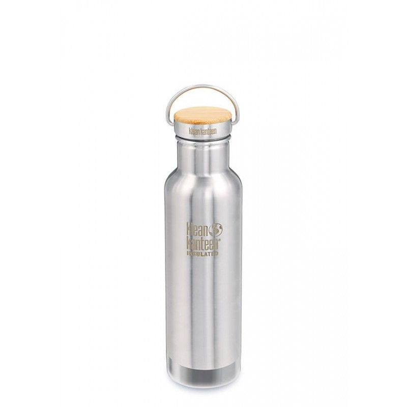 800ML REFLECT BAMBOO CAP BRUSHED ST.  1000708